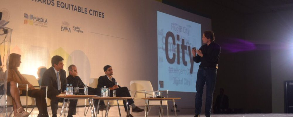 The role of OASC in the Smart City development