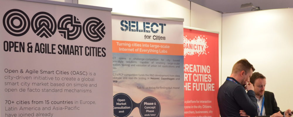 SELECT for Cities launches Open Consultation on IoT