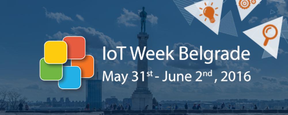 OASC at IoT Week Belgrade