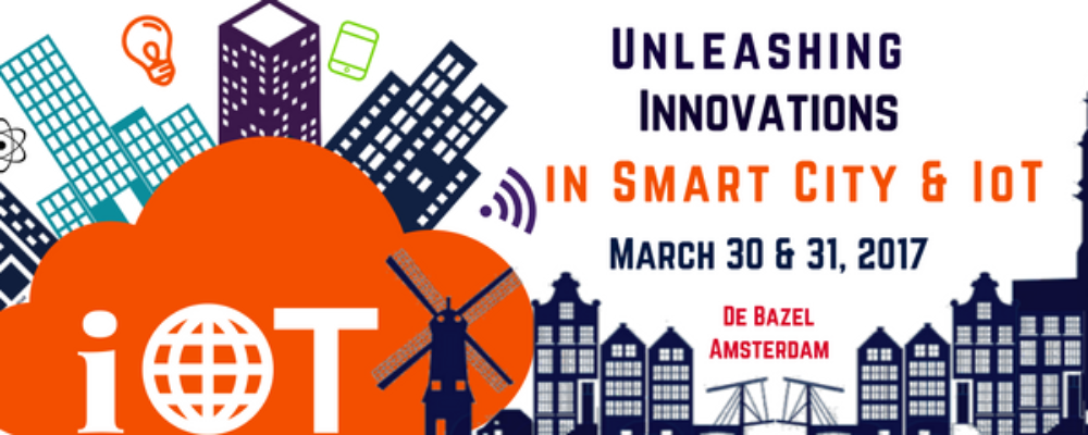 IoT Summit – Unleashing Innovation in Smart City & IoT