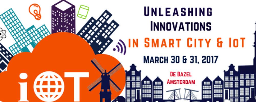 IoT Summit – Unleashing Innovation in Smart City & IoT