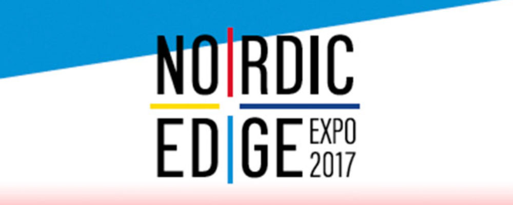 Come with us to Nordic Edge