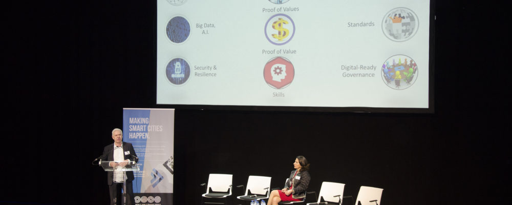 Cities driving the digital transition – Highlights of CSCC18