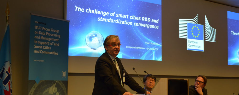 Workshop: Joining forces is key to successful standardisation for IoT and Smart Cities & Communities