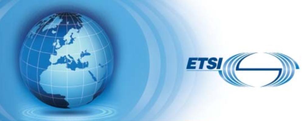 ETSI IoT Week 2019