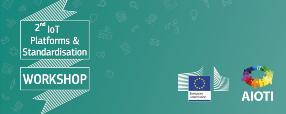 Register now – 2nd Internet of Things platforms and standardisation workshop