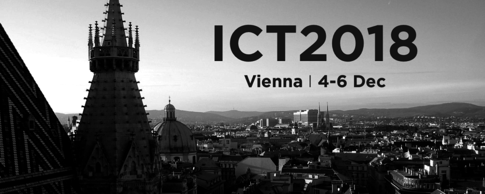 Get ready for Vienna: Meet SynchroniCity at ICT2018