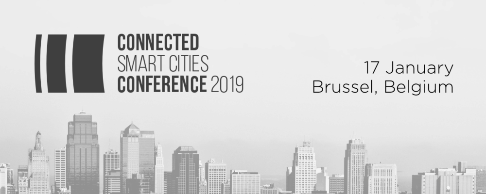 Stellar Line-Up for Connected Smart Cities Conference 2019