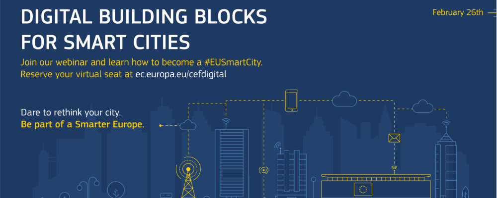 Webinar: Digital Building Blocks for Smart Cities