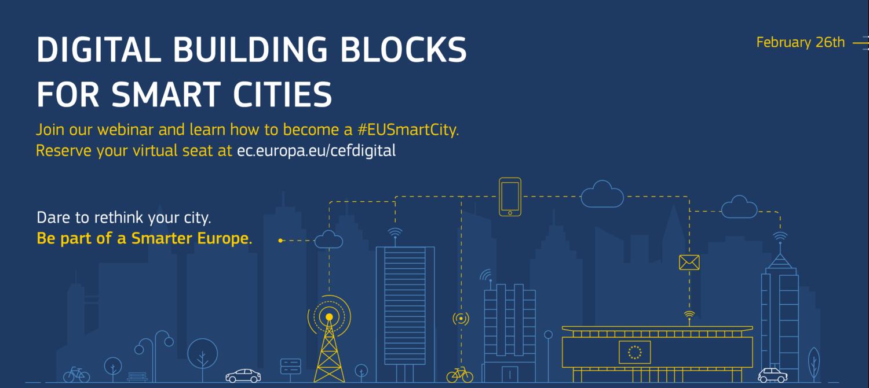Webinar: Digital Building Blocks for Smart Cities