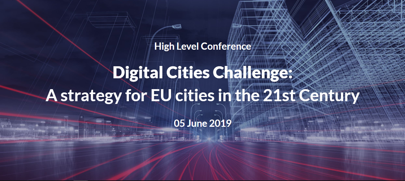 Digital Cities Challenge Conference: A Strategy for EU Cities in the 21st Century
