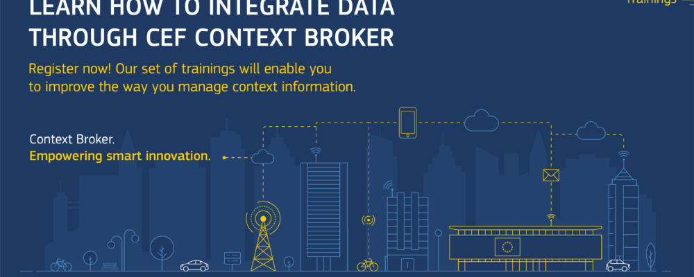 Context Broker Webinar 3: Using Context Broker in your own smart solution
