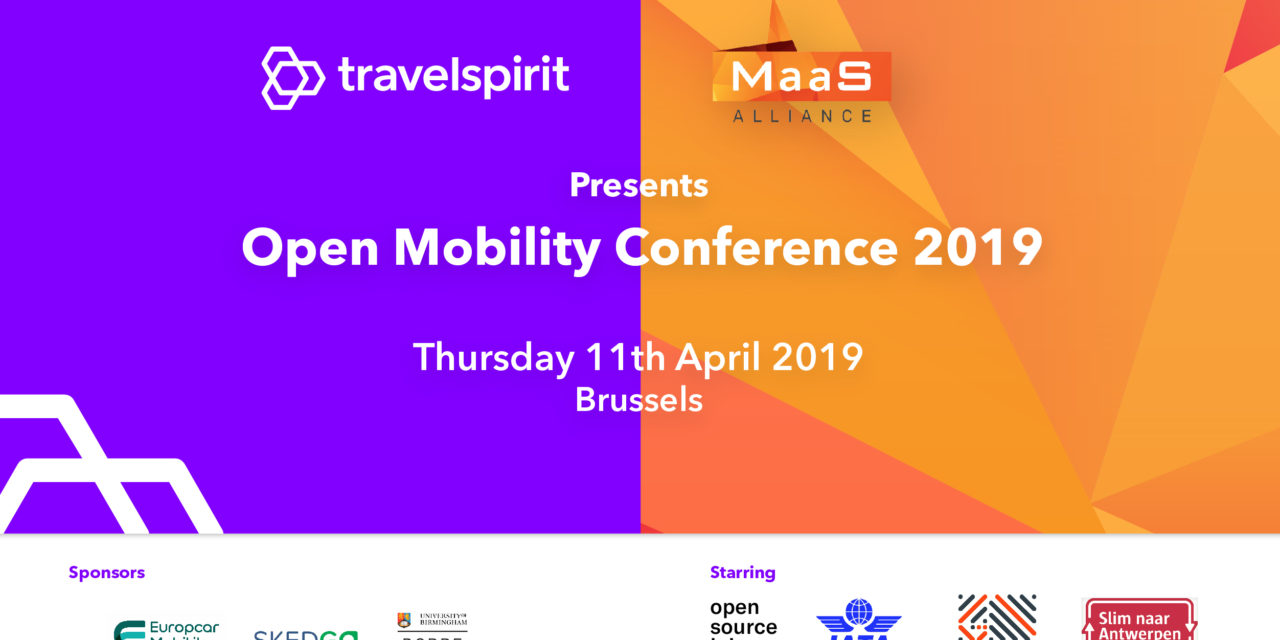 Open Mobility Conference 2019 - Open & Agile Smart Cities