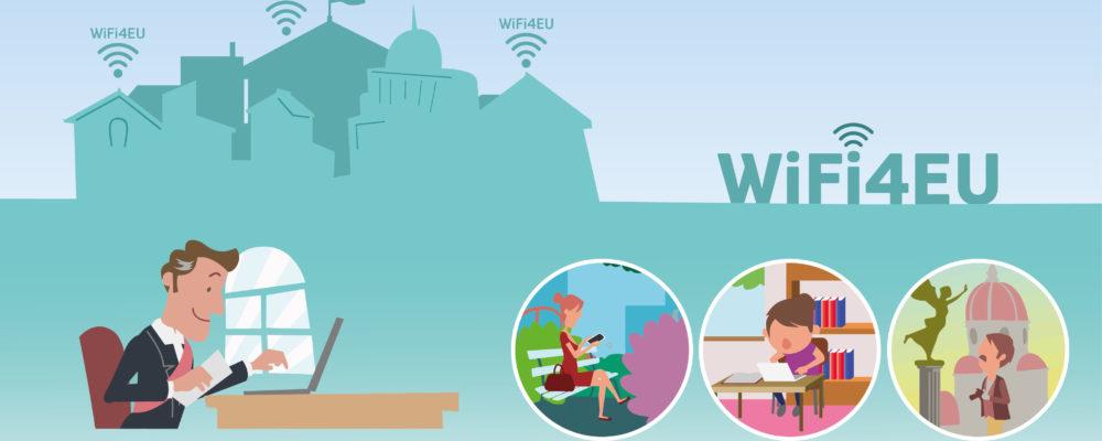 WIFI4EU: €51 Million for Public WIFI