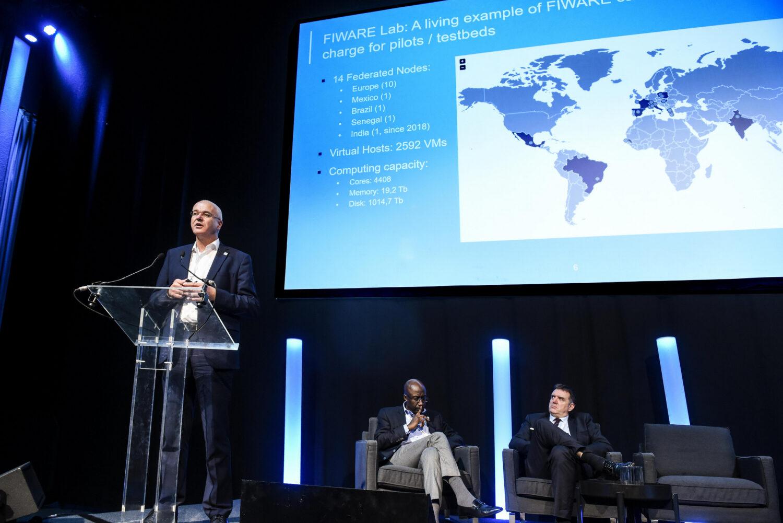FIWARE: ShAPIng Smart Cities