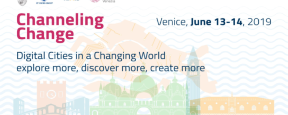 """Channeling Change"" – 2019 Annual conference of Major Cities of Europe"