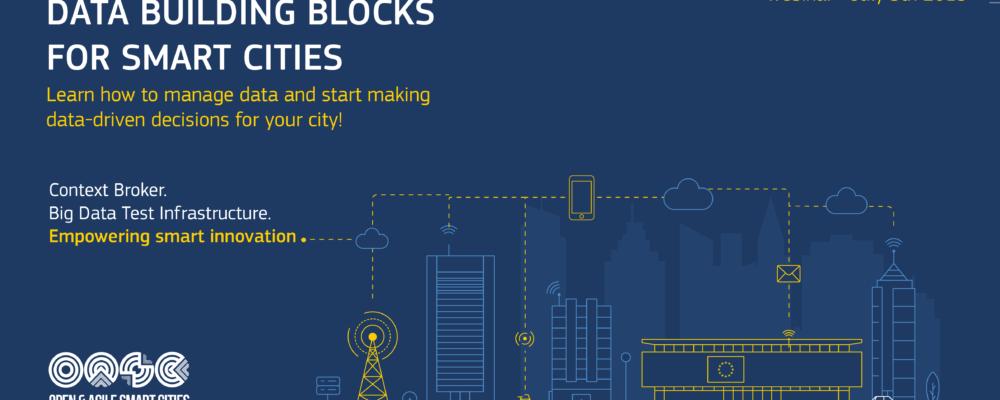 Webinar: Upcoming Funding Opportunities for Smart Cities