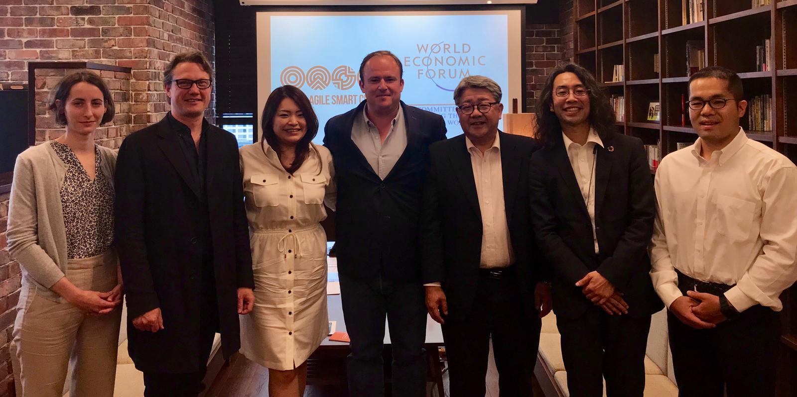 World Economic Forum and Open & Agile Smart Cities Announce Collaboration