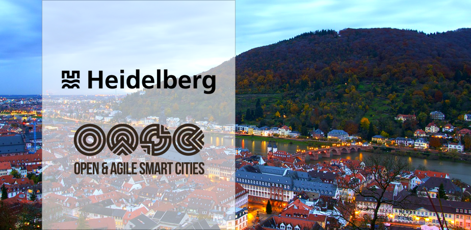OASC Germany Keeps Growing: Heidelberg Becomes Latest City to Join