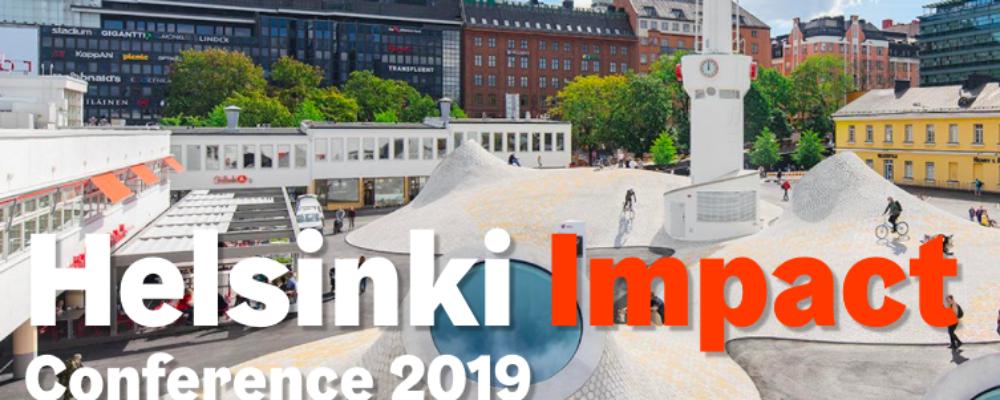 Helsinki Impact Conference
