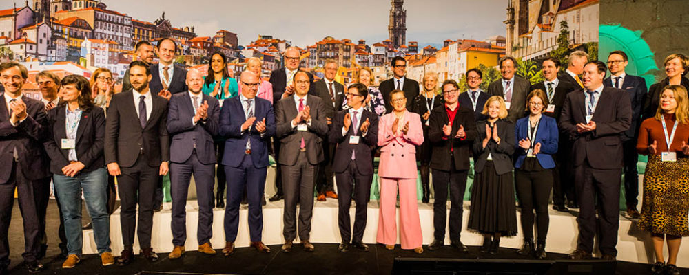 Cities Unite to Boost Sustainable Digital Transformation