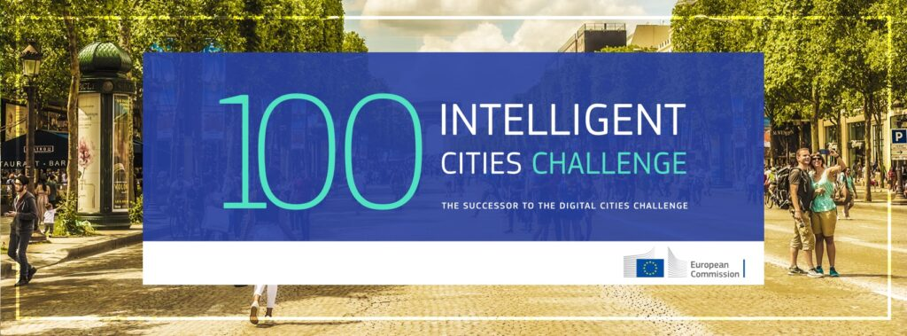 100 Intelligent Cities Challenge  - Deadline for Smart City Applications Extended