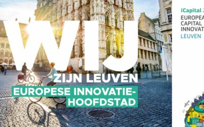 Leuven awarded European Capital of Innovation 2020