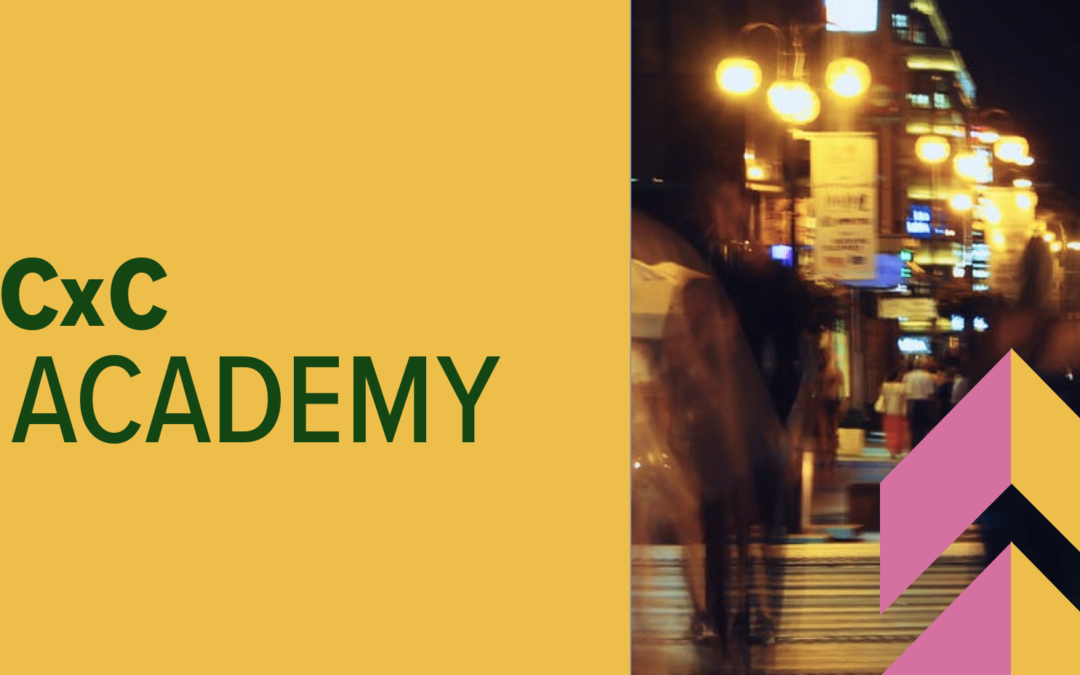 OASC launches CITYxCITY Academy